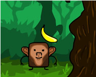 The cubic monkey adventures online játék